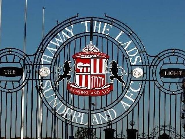 Gates at The Stadium of Light.