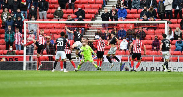 Tom Hopper heads Lincoln into the lead on aggregate