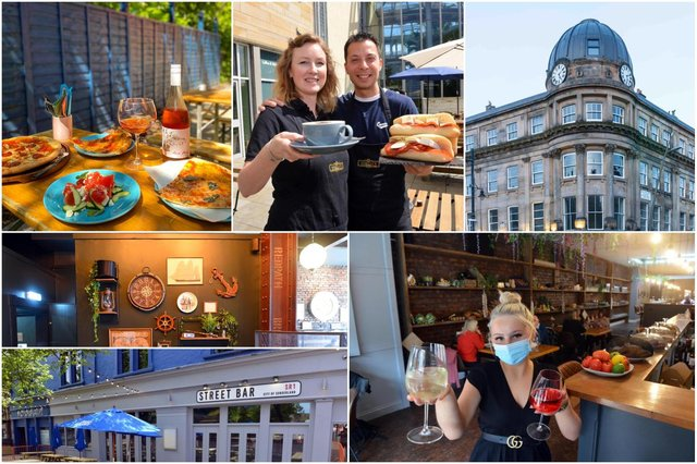 A number of food & drink businesses have opened in Sunderland city centre in 2021