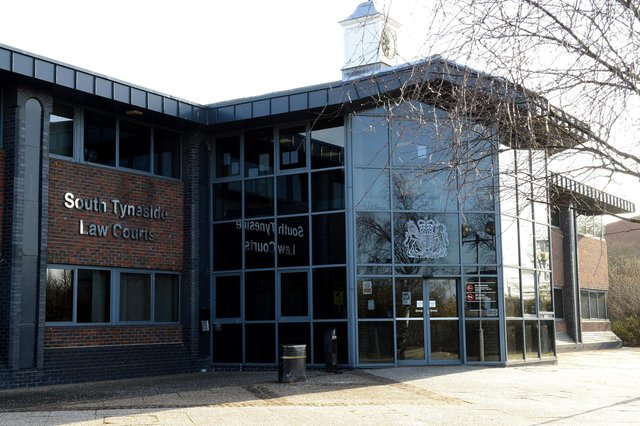 The case was heard at South Tyneside Law Courts.  Picture by FRANK REID.