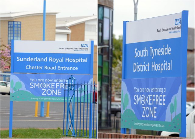 New booking system being launched to allow visitors at Sunderland and South Tyneside hospitals