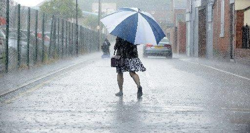 This is when to expect rain in Sunderland this week as Met Office ...