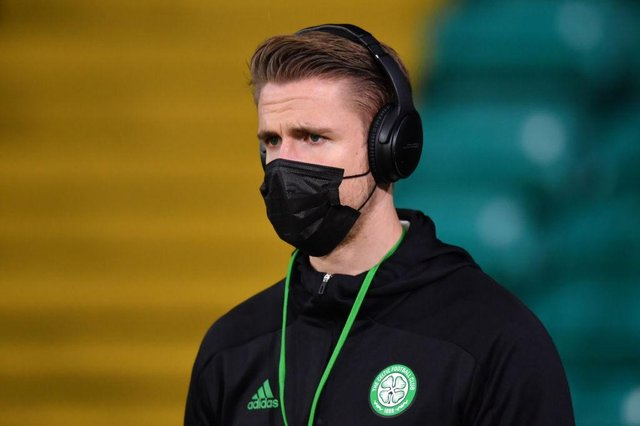 Celtic defender Kristoffer Ajer has been strongly linked with a move to Newcastle United. (Photo by Mark Runnacles/Getty Images)