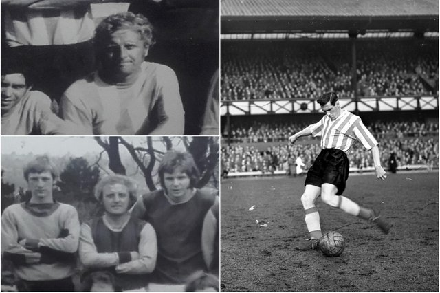 Joe Smith's memories of watching Sunderland.