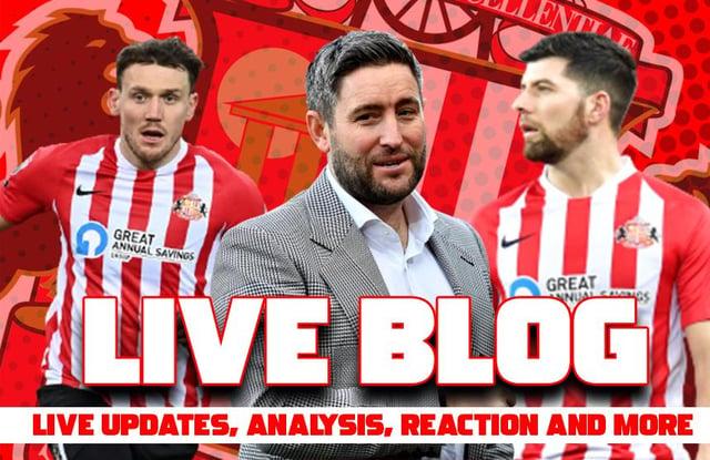 Accrington Stanley vs Sunderland.