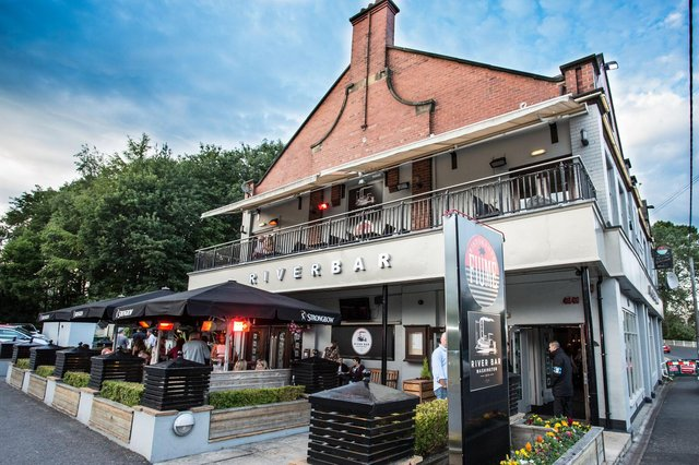 River Bar has introduced a deposit system for table bookings