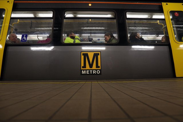 Metro services will return to their full timetable in April.