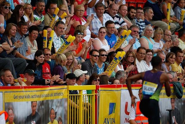 Fans will hopefully be allowed into Gateshead International Stadium to watch the return of world-class athletics.