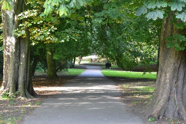 Backhouse Park, Sunderland.