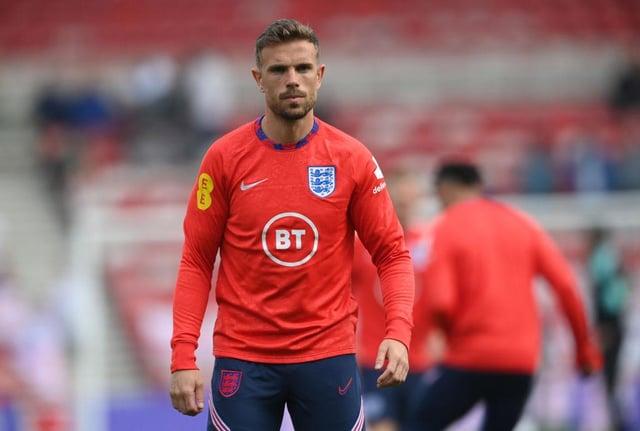 Jordan Henderson handed major injury boost ahead of England's final Euro 2020 warm-up friendly