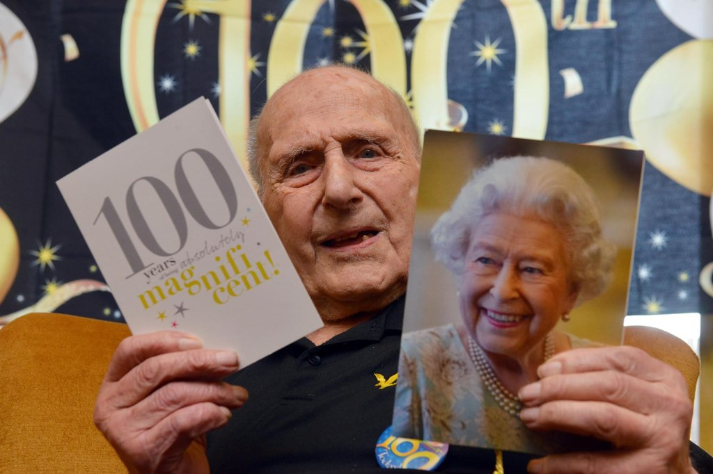 Sunderland Seaman torpedoed during World War Two celebrates 100thbirthday with family and friends
