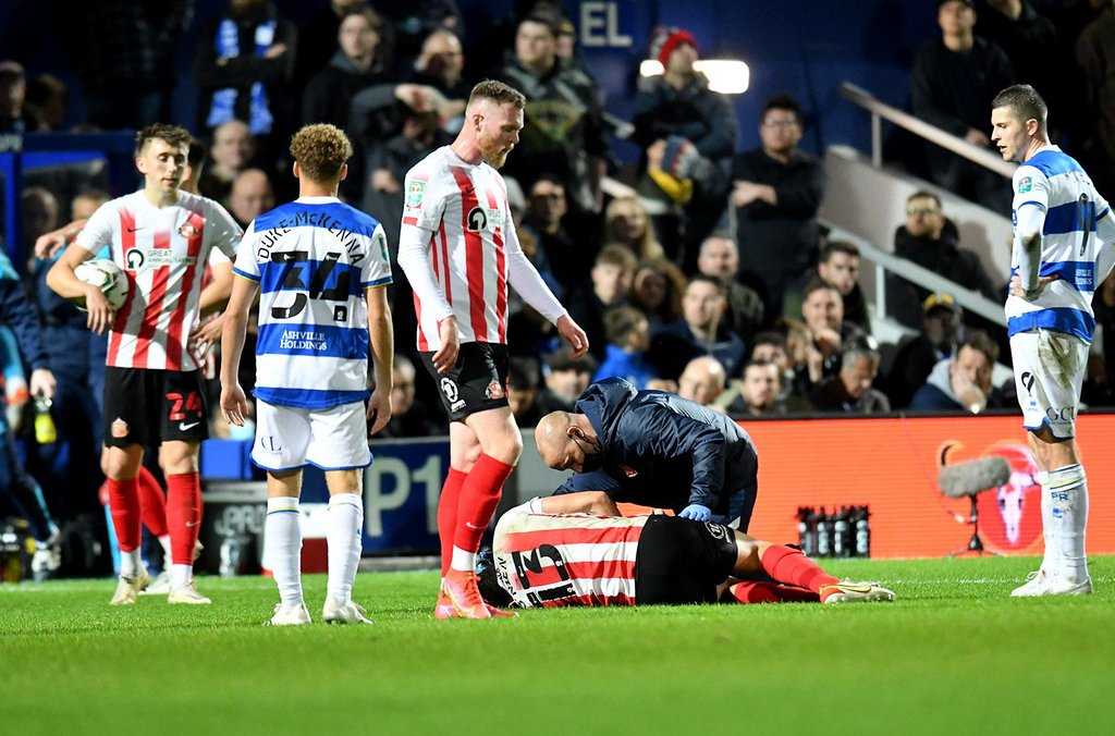 Ross Stewart and Luke O'Nien fears, Sunderland change system plus Jordan Willis' involvement: Moments you may have missed at QPR