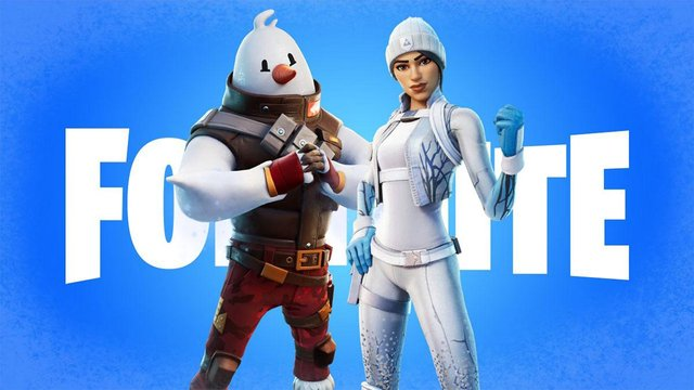 Two new in-game outfits are available as part of the event (Image: Epic Games)