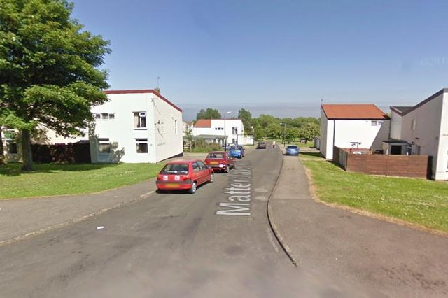 Emergency services were called to Matterdale Road in Peterlee after receiving reports of a car fire. Photo: Google Maps.
