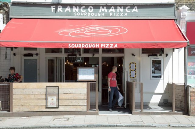 The Franco Manca pizza chain could be on its way to the North East under plans to expand the business by its owners. Image copyright Getty.