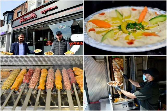 Fattoush Express in Chester Road