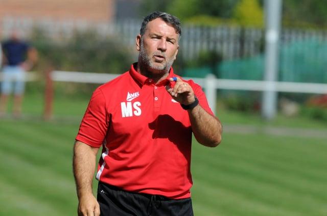 Former Sunderland RCA manager Martin Swales