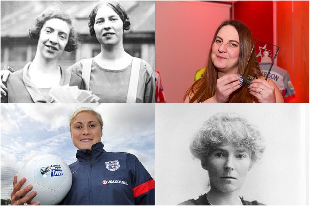 Some of the notable Wearside women who've made a difference