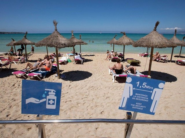 Malta and the Balearic Islands are among those added to the green list (Photo: Getty Images)