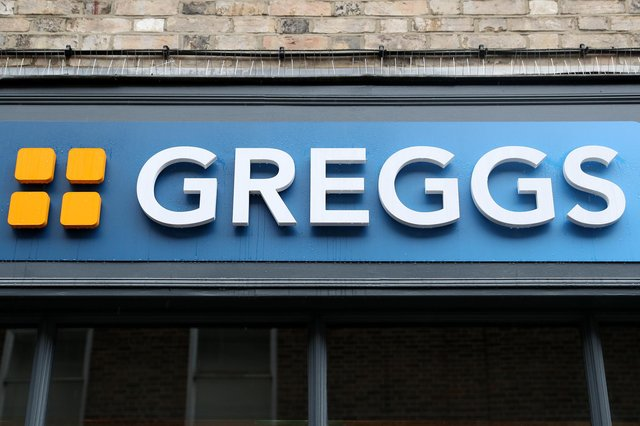 North East based bakery chain Greggs has recorded its first loss in 36 years. Photo: PA.