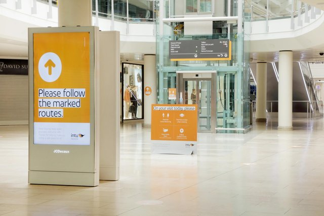 The MetroCentre is reopening