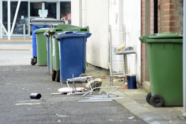 """Councillors have pledged to involve the publicin finding solutions to """"untidy and uninviting"""" back lanes on Wearside."""