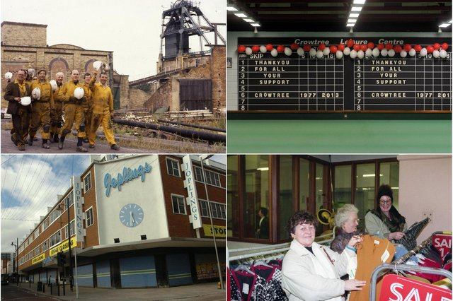 The last days at all of these places but how many do you remember?