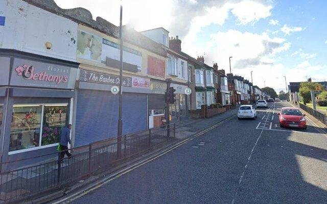 Plans were approved for the premises in Whitehall Terrace