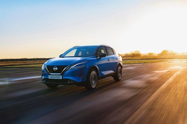 The third generation Nissan Qashqai will be built in Sunderland.