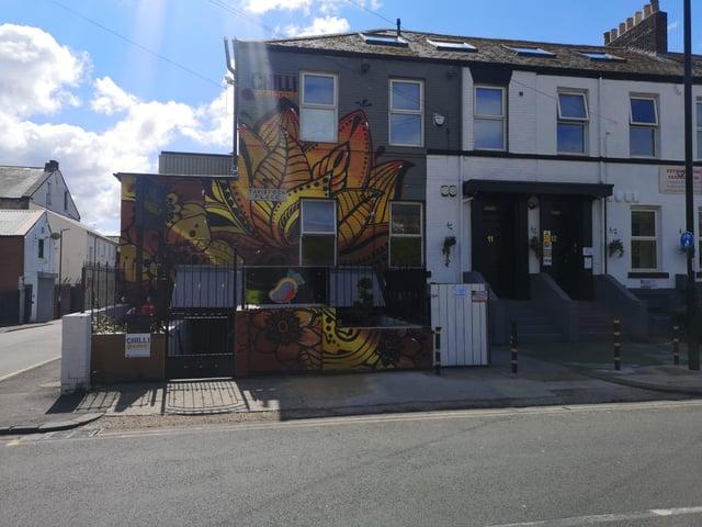 Chilli Mangoes in Sunderland's Tavistock Place/Photo: Northumbria Police