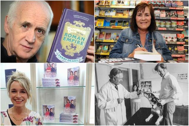 Celebrating Sunderland authors on World Book Day 2021