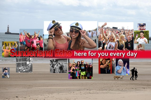 The Sunderland Echo has been telling your stories since 1873.