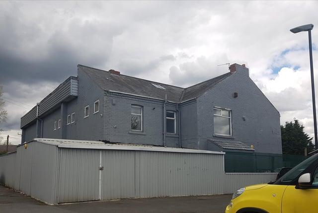 Former Fence Houses Comrades Club (2021)