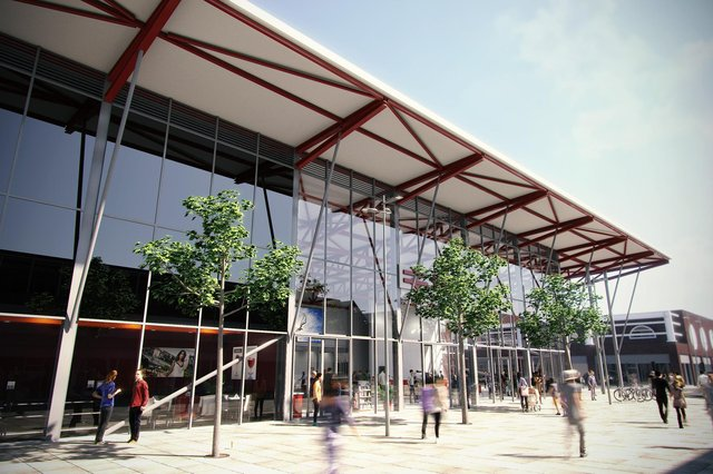 How Sunderland's new train station will look after a £26million project expected to take up to six years to complete.