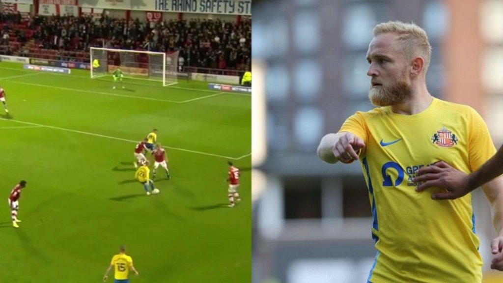 How Alex Pritchard got the better of Crewe's midfield and Celtic loanee in big Sunderland win