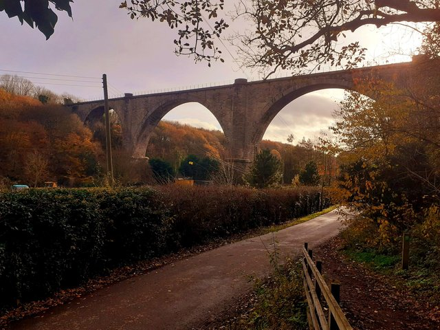 The Victoria Viaduct is as stunning today as it was almost two centuries ago.
