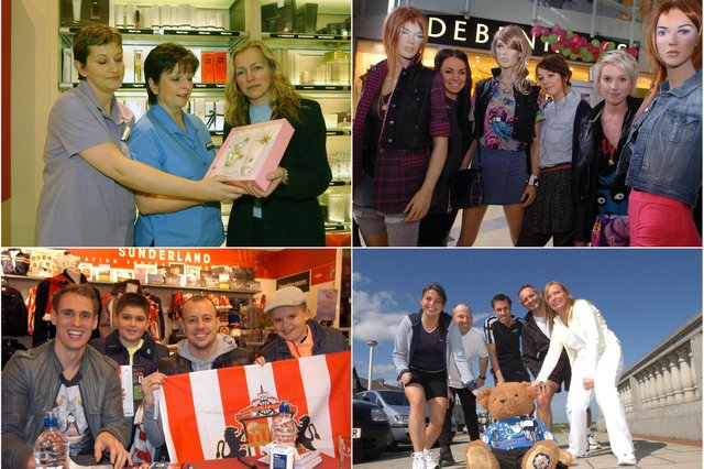 Memories galore from Debenhams over the years but how many of these scenes do you remember?