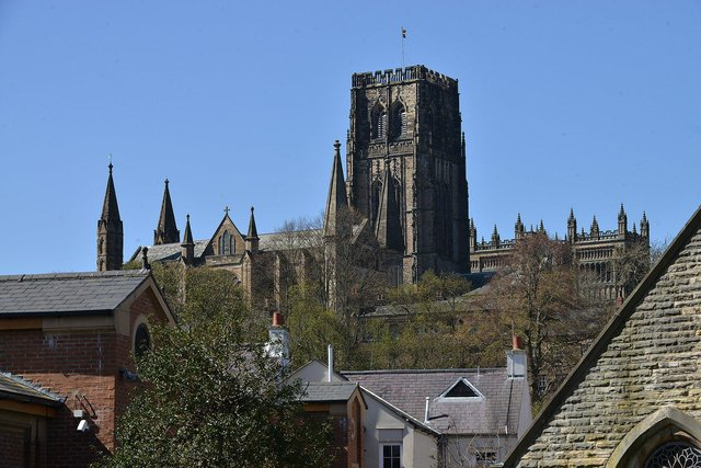 Durham Cathedral has reopened to the public