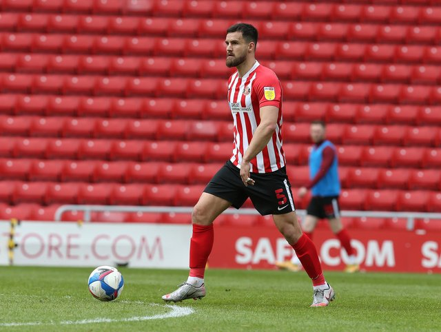 Sunderland defender Bailey Wright has been linked with a move to Wigan Athletic.