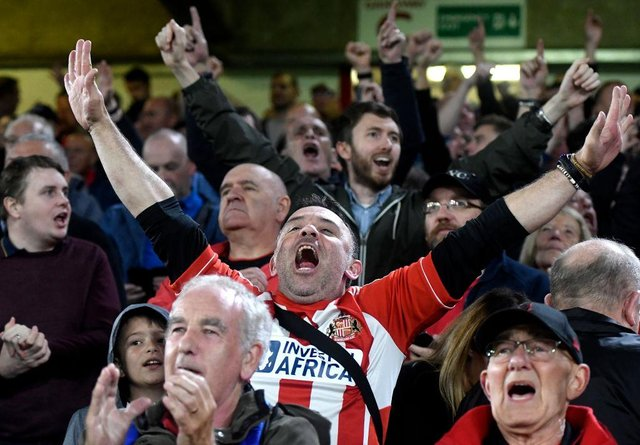 'Absolutely electric!': The Sunderland dressing room view on the return of 10,000 fans for Lincoln City clash