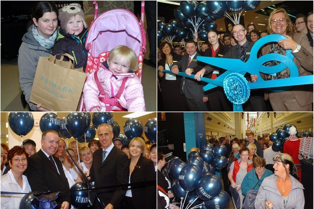 Are you pictured in one of our photos from the year Primark opened in Sunderland?