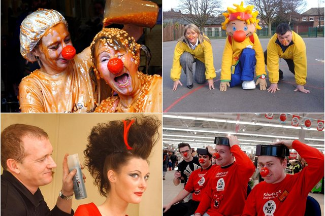 See if our Comic Relief selection brings back great memories.
