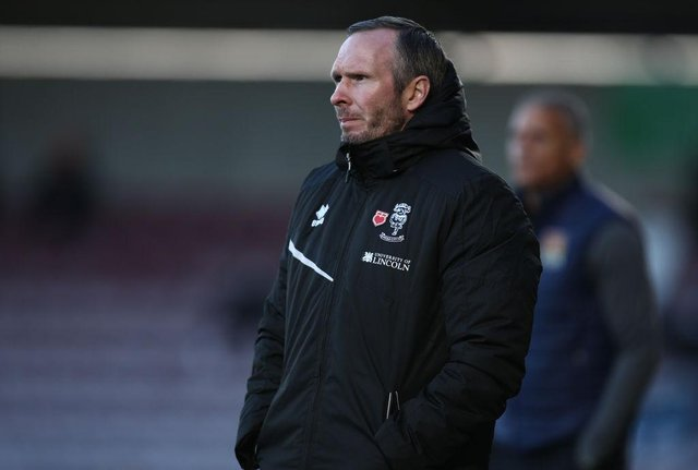 Lincoln City manager linked with exit ahead of League One play-off semi-final second leg against Sunderland