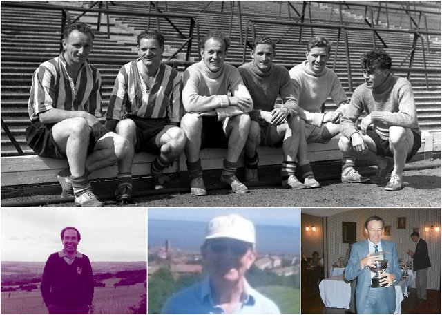 Harry Harle, who will soon be 87, remembers the days of Jonny Mapson, Len Duns, Jack Stelling and more.
