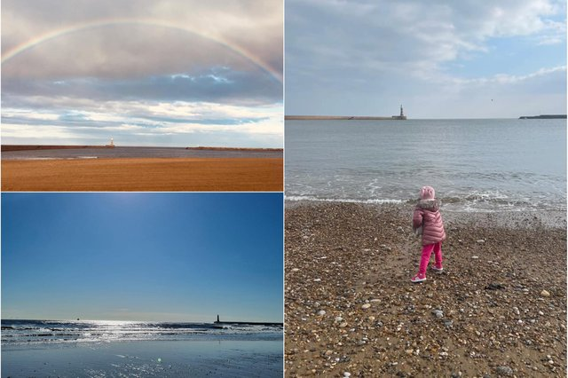 Celebrating Roker and Seaburn beaches as they achieve Blue Flag awards.