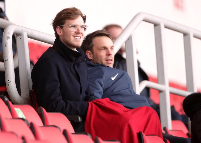 Kyril Louis-Dreyfus moves to bolster Sunderland's academy structure