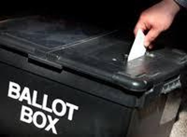 Elections are due to take place in May
