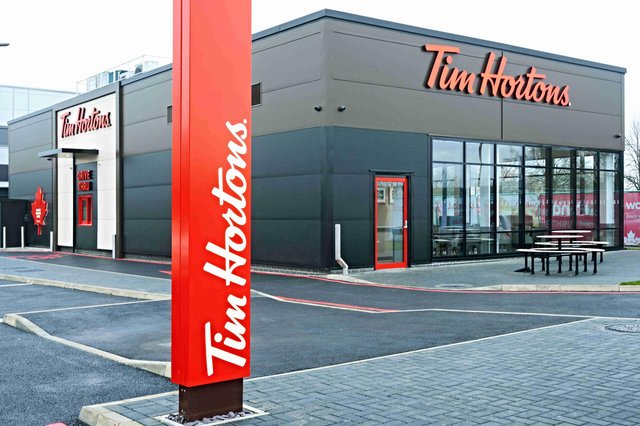 Tim Hortons is looking to expand across the UK with drive-thrus to launch in a host of locations.