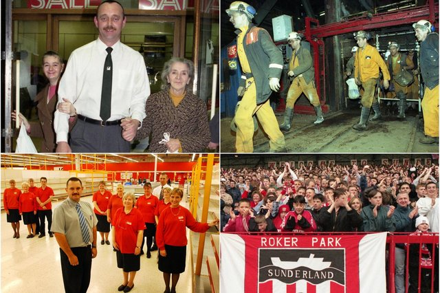 A reminder of some great institutions on their last day before they closed.