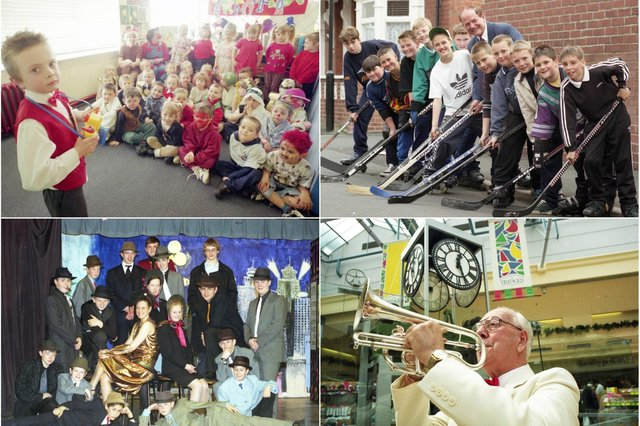 Which of these Sunderland and County Durham retro scenes do you remember from 1997?